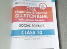 Social Studies Class 10 OSWAAL QUESTION BANK