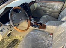 للبيع ليكزس ls430 نظيف بدون حوادث  موديل 2004