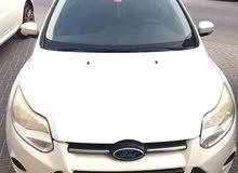 Ford focus 2013 , sedan