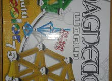 magnetic world (toy for kids)
