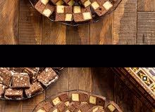 حلويات شرقية متنوعة