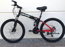 land rover bike