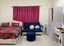 غرف للايجار اليومي و الأسبوعي والشهري