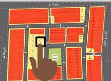 للبيع ارض سكنيه بمنطقه الزاهيه 280 متر مربع
