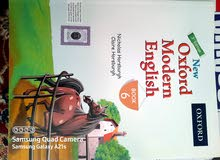 Oxford English Book and Workbook - 6