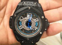 ساعة رجالي مميزة و مكفولة بس بي 135000LL و التوصيل مجاني
