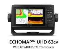 جهاز 6 بوصة UHD الجديد مع السونار + ميموري خارطة الخليج