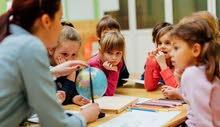 استضافة أطفال وتدريس طلبة ورعاية لذوي الاحتياجات