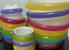 Colorful Bathroom Set