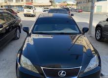 لكزس IS 250 2007 للبيع