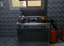 الفرن ناقص 3مفاتيح ومفتاح شعلة الفرن السفلي معلق فقط نوع الفرن ارستون إيطالي