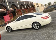 للبيع مرسدس 2010 نظيف جدا صبغ وكااااالة E350