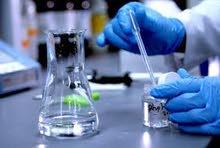 كيميائي تحليل مياه