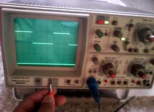 oscilloscope bicourbe