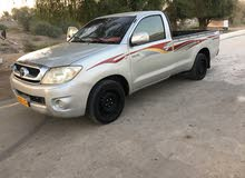 Used condition Toyota Hilux 2009 with 0 km mileage