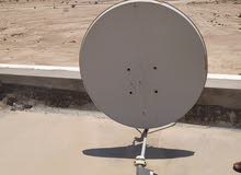 satellite dish receiver saleing available