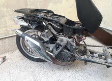 دراجه سكوتر قطع نظيفه البيع
