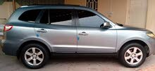Blue Hyundai Santa Fe 2008 for sale