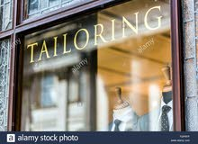 Required Tailors Cutting Master Gcc / Gulf experienced & General Tailors + Shops foreman.