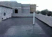 اسطى قطران جميع انواع العوازل والرطوبه وتسريب المياه والمحافظه على السطح للاستفس