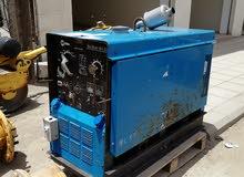 ماكينة لحام ومولد كهرباء miller big blue 401 deutz