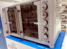120.Ltr Power Electric Oven Grill Toaster