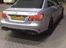 Silver Mercedes Benz E 350 2014 for sale