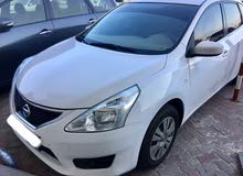Nissan Tiida made in 2014 for sale