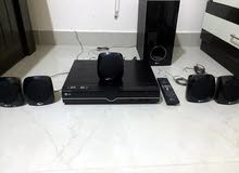 Lg dvd player with speakers for sale