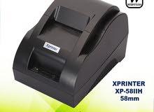 Receipt Printer طابعة فواتير اكس برنتر 58 مم XPRINTER XP-58IIH 58mm