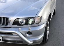 BMW X5 full 2001 ترخيص واطي فحص كامل 7 جيد