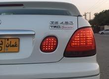 Available for sale! +200,000 km mileage Lexus GS 2001