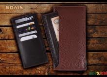 BOAIS portugal men's leather  wallet
