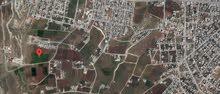 تملك ارض _ بالاقساط _ لمدة 3 سنوات في عين الباشا ( الخرشا ) مساحة 500 متر