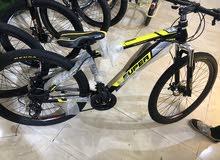 للبيع دراجه هوائيه ماونتن بايك