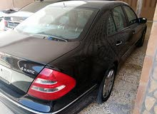 Mercedes Benz E 320 in Zawiya