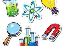 مدرس خبرة فيزياء عاشر و كيمياء  10 و 11 و 12