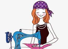 مطلوب خياطة للعمل في معرض فستان أزياء