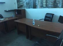 2 مكاتب للبيع شبه جديدة