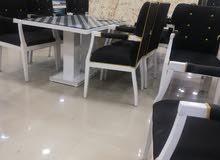 طاولات وكراسي لكوفي شوب او حديقة