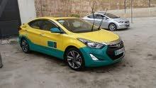 تاكسي النترا 2016 للإيجار الشهري 800 دينار صافي