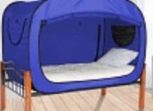 خيمة زرقاء