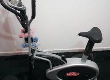 دراجة رياضية منزلية جديدة ... للبيع !