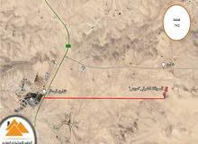 """ارض استثمارية مستقبلية """" السواقة الشرقي """"من أراضي جنوب عمان"""