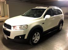 Chevrolet Captiva 2011 For sale - White color