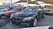2014 BMW 740Li twin turbo Full options Gulf specs