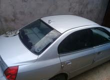 Automatic Grey Hyundai 2005 for sale