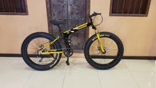 26 inch foldable fhat bicycle