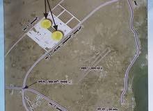 ارض للبيع في مشروع سكني