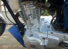 دراجة ايراني نوع انرجي موديل 2013 رقم ابيض وسنوية باسمي